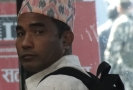 Typical male hat from Nepal, fot. J. Grabeus
